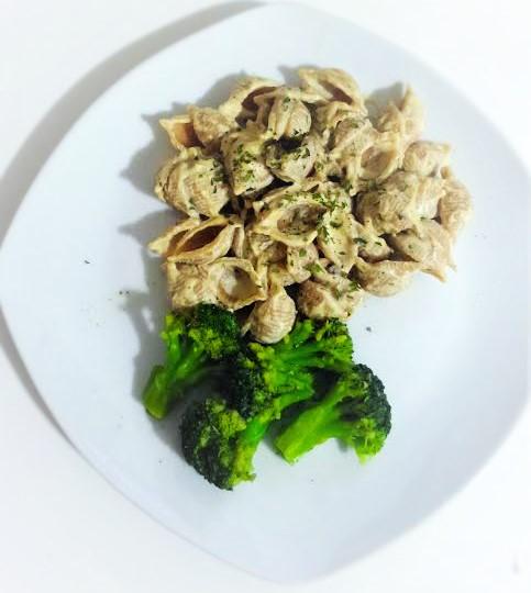 vegan cheese meal (2)